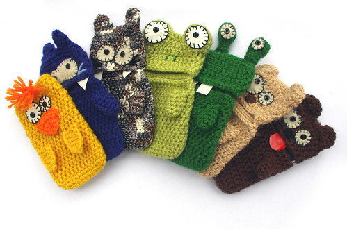 Phone cases wool plush