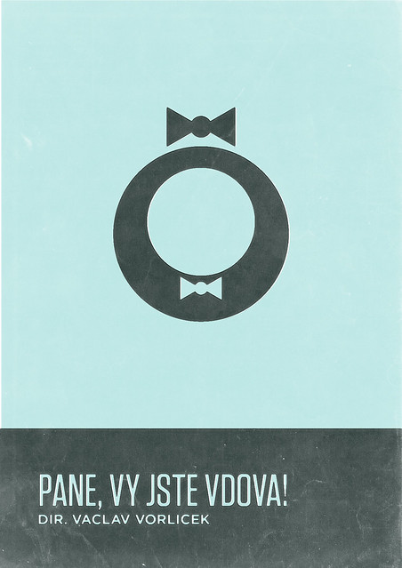CZECH MINIMALIST MOVIE POSTERS 3