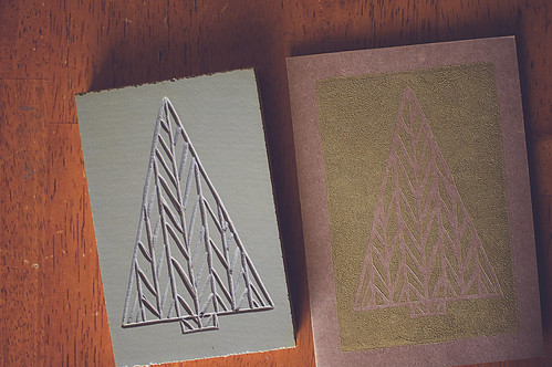 319.365: the hand printed card