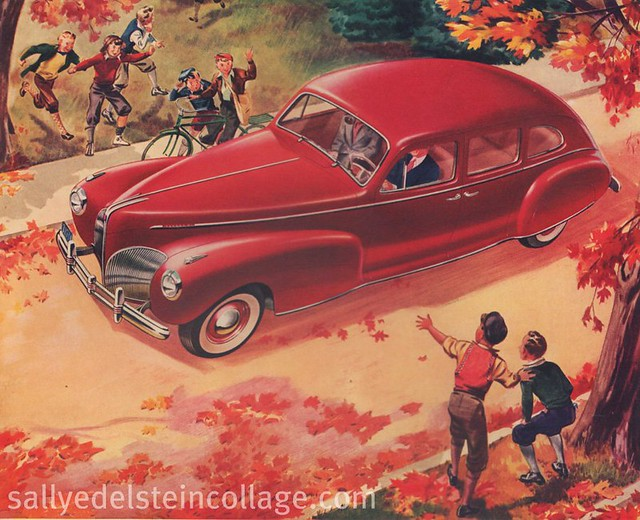 Lincoln Zephyr V12 1940
