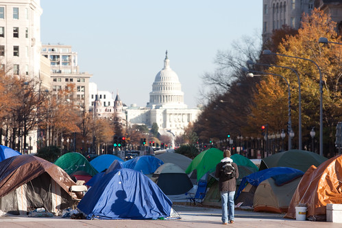 Occupy D.C., Freedom Plaza