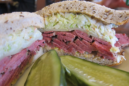 Langer's Deli: #19 Pastrami Sandwich