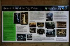 Interpretive Signboard - Ellenborough Falls - Elands, NSW