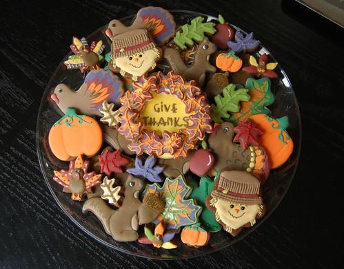 Vickie Thanksgiving