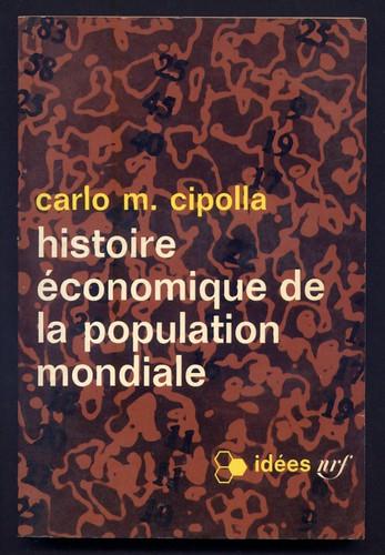 Histoire économique de la population mondiale, no. 71, 1965