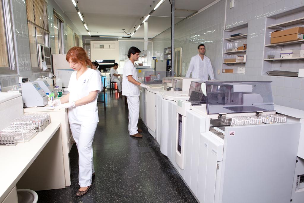 Laboratorio Hospital Militar Central