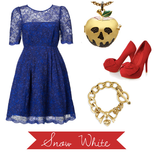 blog lovelymissmegs megan Disney princesses fashion polyvore