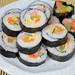 Small photo of Kimbap2 [Korean sushi]