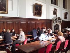 Collaborative discussion session