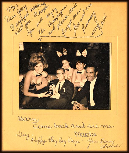 My Playboy Days - New Orleans 1963 Playboy Club by the Gallopping Geezer