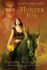 June 2012 by Pyr              Hunter and Fox by Philippa Ballantine