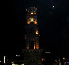 The tower of the dark night