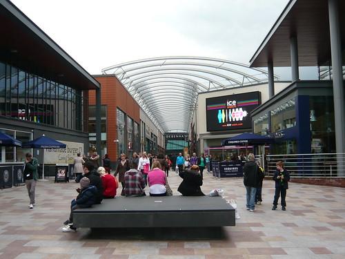Wakefield's Trinity Shopping