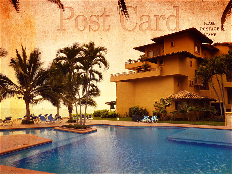 Wish you were here .. Mexico