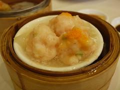 日, 2011-06-05 10:21 - 敦城海鮮酒家 の飲茶 Asian Jewels Seafood Restaurant エビ団子