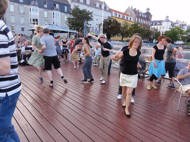 dejlig jenny swing København