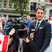 Ben Mulroney with etalk Camera
