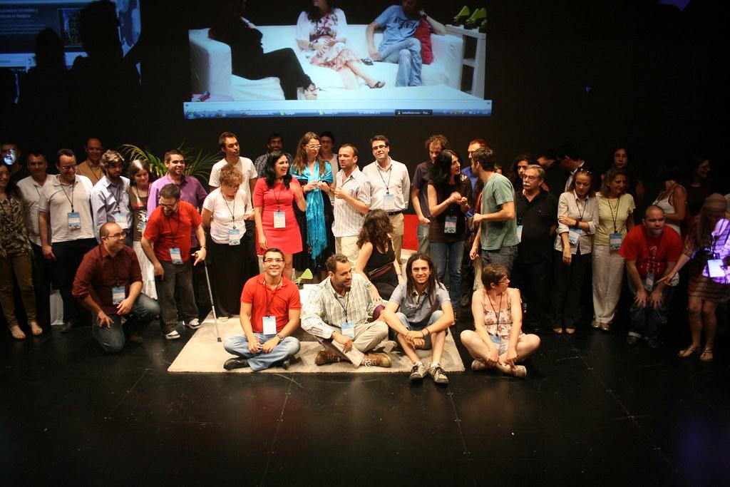 Los mejores momentos de Cibervoluntarios en 2011