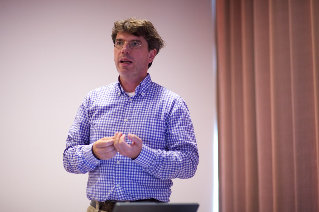 Marc de Vries, Citadel Consulting @ ODEC11 | ODEC: Open Data… | Flickr