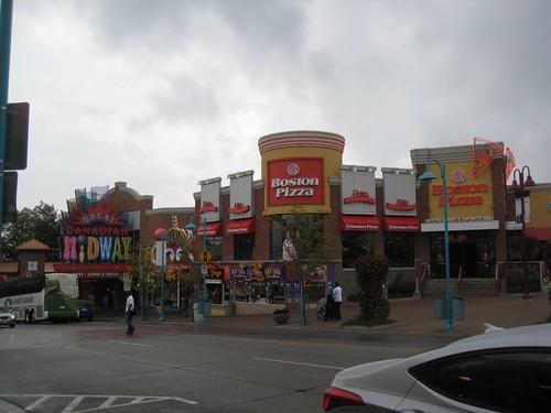 Downtown Niagara Falls