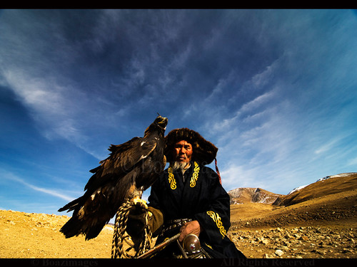 Mongolia from life of Francisco Coloane