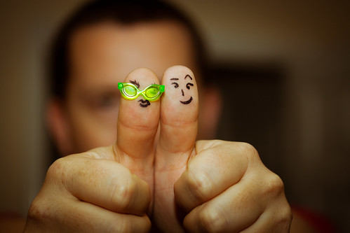 Finger People (285/365)