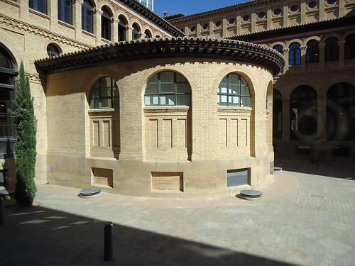 Zaragoza | Paraninfo Flor | Exterior