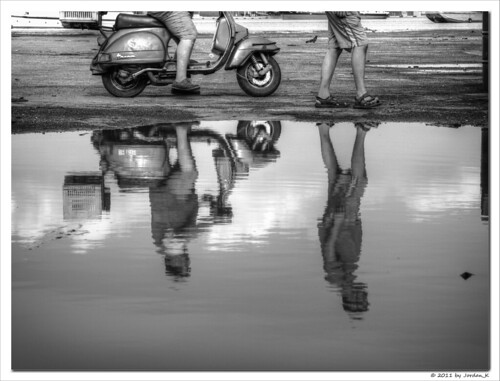 life is a mirror by Jordan_K