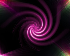 spiral, fractal art, magenta, purple, violet, light, illustration, pink, vortex,