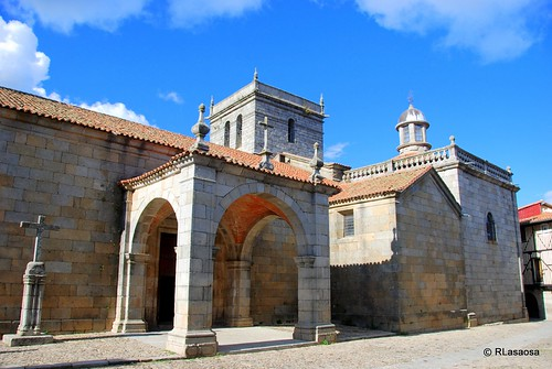 La Alberca, Salamanca by Rufino Lasaosa