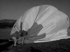 Vol en montgolfière 7