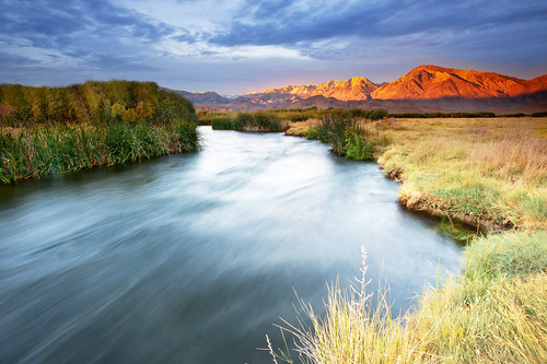 Owens River Sunrise