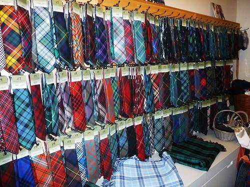 Lochcarron Tartan manufacturer, Selkirk