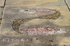 Pisces Tile Art