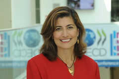 Gabriela Ramos, Chief of Staff of the OECD