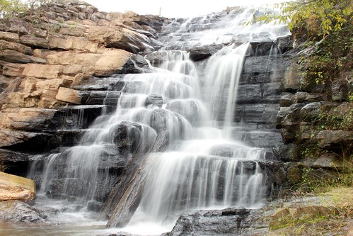 12 October 2011 - Auburn - Chewacla Waterfall