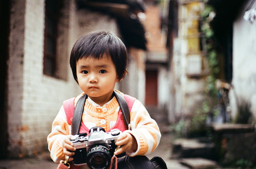 born to be a photographer?
