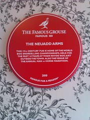Photo of Red plaque № 8073