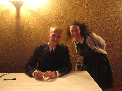 meeting john waters