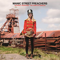 2011. július 7. 13:54 - Manic Street Preachers: National Treasures - The Complete Singles (Collection)