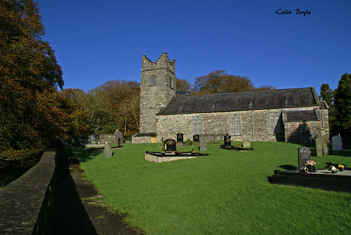 Creggan Parish Church, Crossmaglen, County Armagh (1758)
