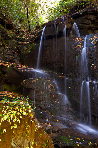 autumn usa fall nature water georgia waterfall outdoor rabuncounty lakemont badbranchfalls johncothron cothronphotography