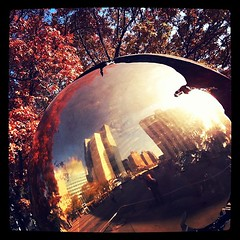 Autumn Day at UN HQ
