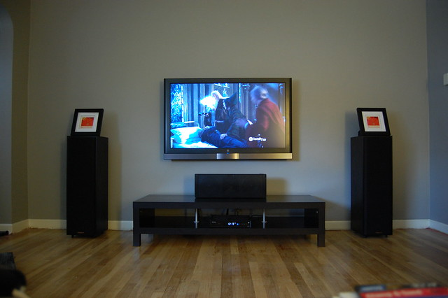 How High Should I Hang My Tv Home Design