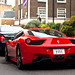 Ferrari 458 Italia by F14BigAl