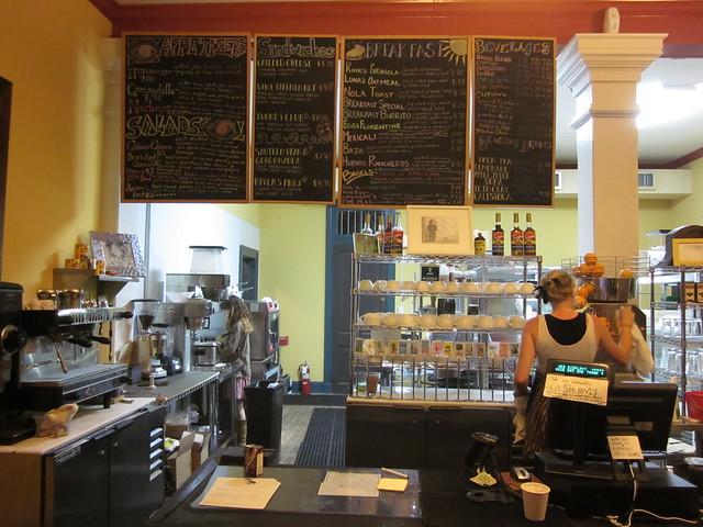 Maple Street Cafe Menu New Orleans