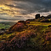 Curbar Edge_070810_0001 Sunset