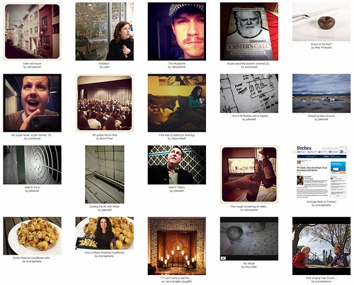 My Flickr Looks Like Instagram by stevegarfield