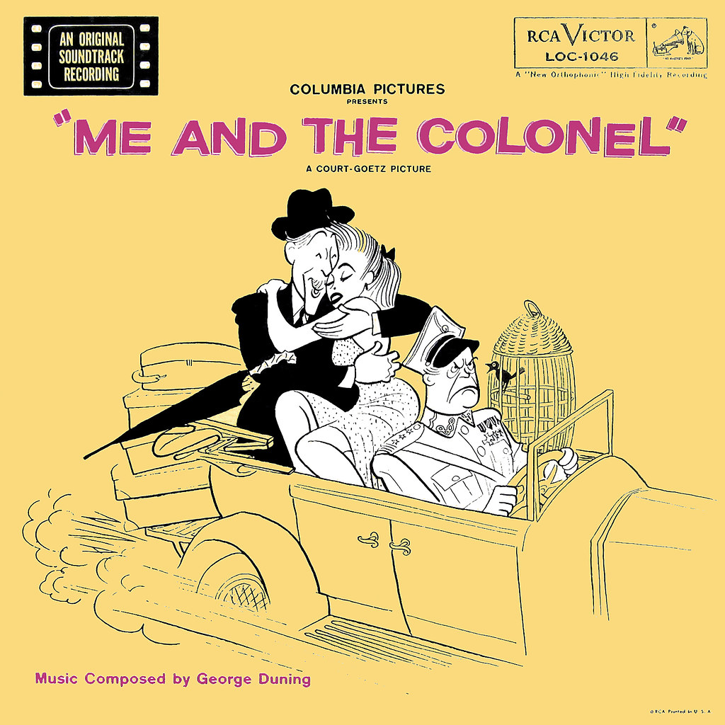 George Duning - Me and the Colonel
