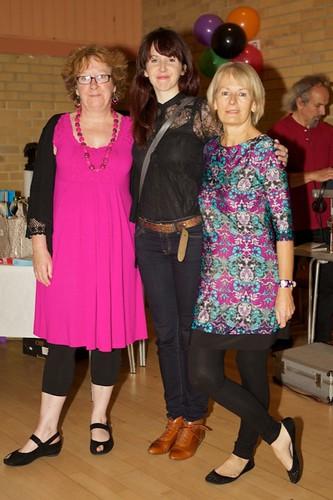 Jane, Emma & Bridget